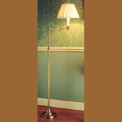 Casas cocinas mueble iluminacion de jardines - Lamparas de pie clasicas ...