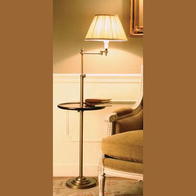 Iluminacion lamparas de pie con brazo extensible - Lamparas de entrada ...