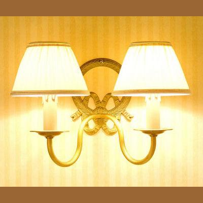 Iluminacion apliques pared clasicos de brazos - Apliques y lamparas ...