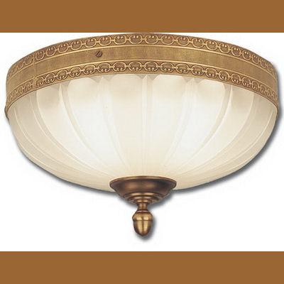 Iluminacion lamparas de techo plafones villalba for Plafones clasicos