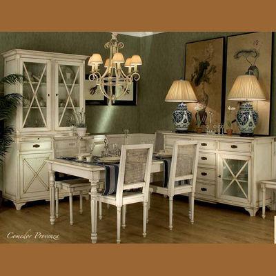 Muebles comedores villalba catalogo y tienda online for Muebles provenzales online