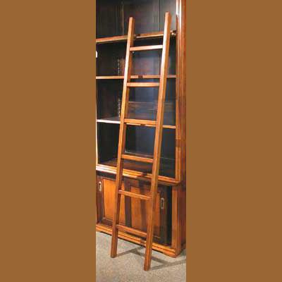 Muebles mueble auxiliar complementos villalba - Librerias con escalera ...