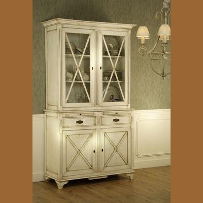 Muebles vitrinas villalba catalogo y tienda online for Muebles provenzales online