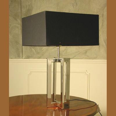 Iluminacion lamparas de mesa contemporaneas villalba - Lamparas contemporaneas ...