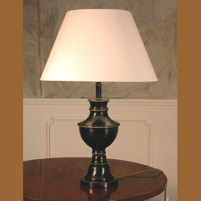 Iluminacion lamparas de mesa de madera villalba - Lampara de pie con mesa ...